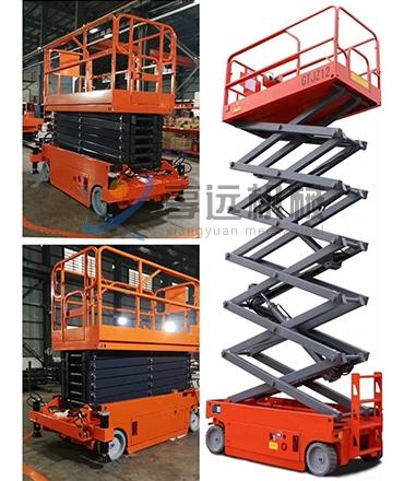 固定式升降机使用管路的要求