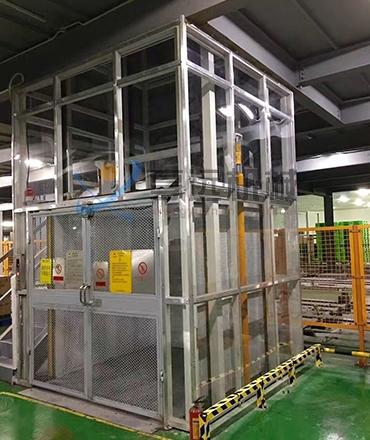 惠州液压升降货梯厂家