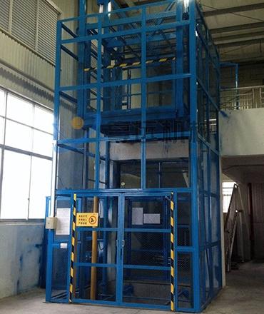 惠州液压升降货梯
