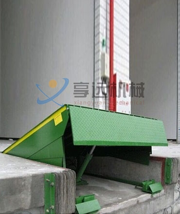 东莞液压式固定登车桥