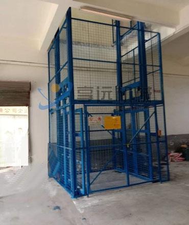 江门货梯升降机